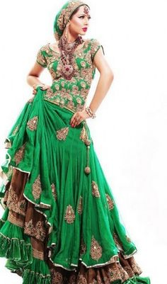 Stylish #Bridal Wear at www.ownow.com