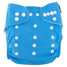 One of our favs! Find it on totsy.com: Turquoise Cloth Diaper with Liner