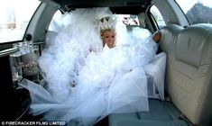 Fame: Thelma Madine became known for her incredible dress creations on hit show My Big Fat Gypsy Wedding
