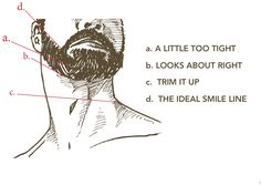 how to groom a beard. www.realmenhavebeards.com