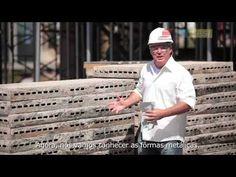 Projeto Série 100% Seguro | Estrutura de concreto - Fôrmas (Versão Completa)