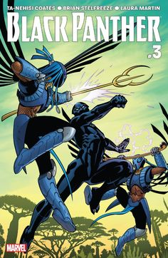 Black Panther (2016) #3 #Marvel @marvel @marvelofficial #BlackPanther (Cover Artist: Brian Stelfreeze) Release Date: 6/29/2016