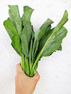chinese kale / chinese brocoli / gai lan recipe