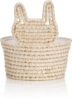 Marks and Spencer Bunny Wicker Basket