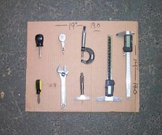 5S Custom Foam Tool Store-Drawers , Tool Control, 5s Posters, 5s Training Aisle Marking and other Lean tools- The5sStore.com