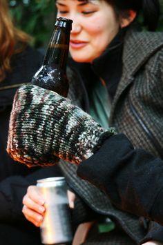 Beer mitt : Deep Fall 2013