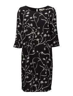 Køb Selected Femme Sflilica 3/4 Dress Aop (Black) hos Boozt.com. Vi har et stort sortiment fra alle de førende mærker og leverer til dig indenfor 1-2 dage.