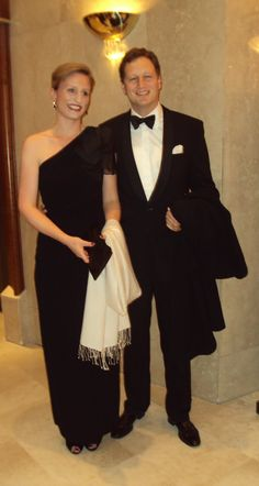 Prince Georg Friedrich & Princess Sophie of Prussia