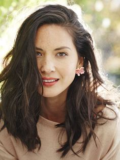 Olivia Munn Fashion - Olivia Munn's Guide to Wearing Florals This Spring - Redbook