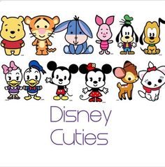 Disney cuties for life❤️