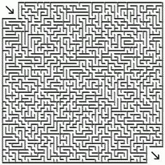 88 Best Mazes Images In 2019 Labyrinths Coloring Books
