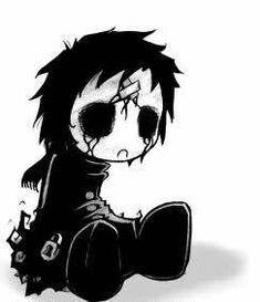 Damaged little boy Emo Art Emo, Goth Art, Emo Love, Emo Kunst, Emo Cartoons, Arte Zombie, Dessin Old School, Emo Pictures, Emo Pics