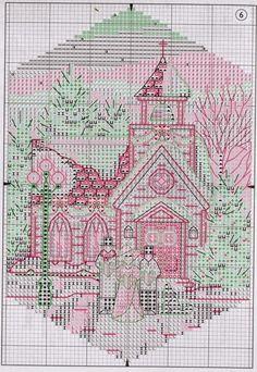 Christmas houses (no key) 7/7