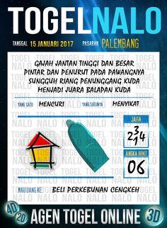 Rumus Kop 6D Togel Wap Online Live Draw 4D TogelNalo Palembang 15 Januari 2017
