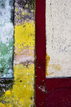 """bait, abstract, color, texture, valladolid, mexico, street, wall, skip hunt, skiphunt, photography, peeling  """"Bait"""" ~ Valladolid, Mexico   © 2014 Skip Hunt"""