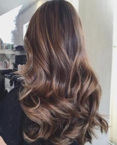 Balayage Cheveux Marron Caramel   Les Meilleurs Modèles 63adba989867