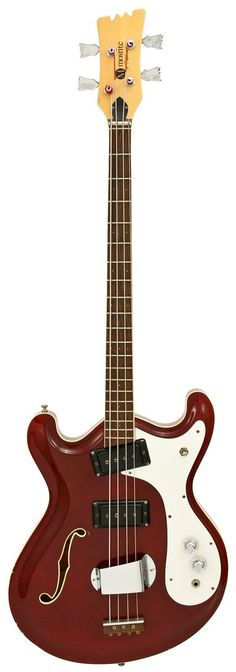 Mosrite Bass Guitar | 1960's Combo | Rainbow Guitars