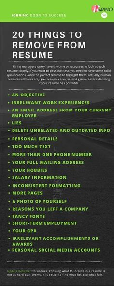 10 best Effective resume images on Pinterest Application cover