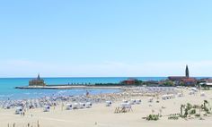 Caorle has been rewarded many times as one of the cleanest beaches of Italy - www.caorlevacanze.it