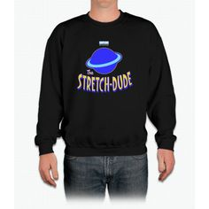 Stretch-dude (simpsons Movie Universe) Bee Movie Crewneck Sweatshirt