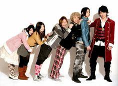 Kaizoku Sentai, Gokaiger Team.