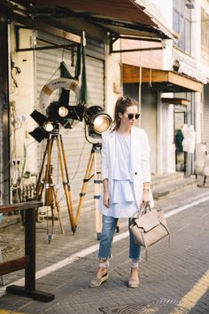 Exploring Tel Aviv - What to wear in Israel | Love Daily Dose