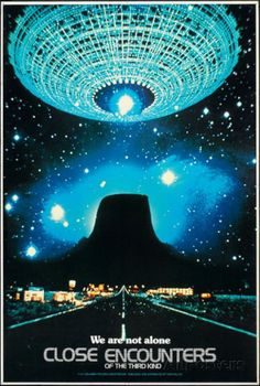 Close Encounters of the Third Kind Prints - AllPosters.co.uk