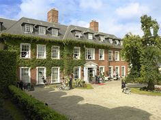 Readers' Rating: 88.214With its leafy grounds and walled manor gardens, this redbrick, ivy-clad Cork hotel feels like the stately Irish country mansion you wish you owned. Its 88 rooms are decorated in plush fabrics and cream and blush tones