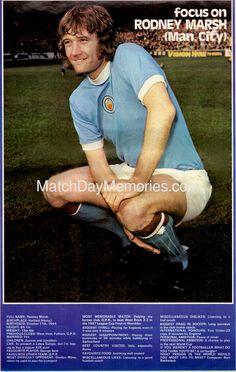 British Football, Retro Football, Vintage Football, Football Cards, Football Shirts, Football Players, Rodney Marsh, Sir Alex Ferguson, West Brom