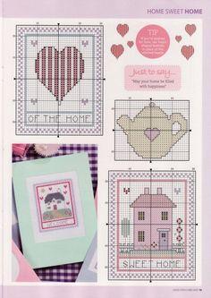 Gallery.ru / Фото #1 - Cross Stitch Card Shop 60 - WhiteAngel