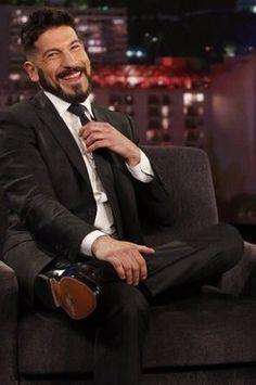March 23rd - Jon Bernthal on 'Jimmy Kimmel Live' [more]