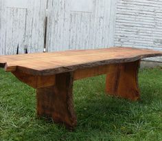 Hey, I found this really awesome Etsy listing at http://www.etsy.com/listing/80644338/natural-edge-honey-locust-table