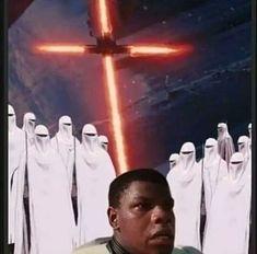 Star Wars: the last ngga