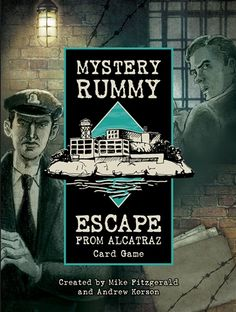 Mystery Rummy- Escape from Alcatraz