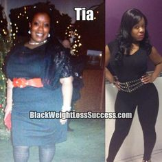 Weight Loss Success Story of the Day: Tia lost 107 pounds by figuring out what worked for her and what she was willing to change about her eating habits. Read about what she did.