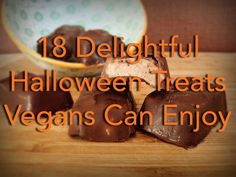 18 Delightful Halloween Treats Vegans Can Enjoy