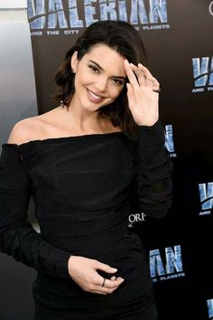 Kendall Jenner at Valerian movie Premier