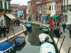 Burrano , Venice