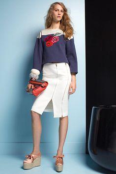 Sonia Rykiel Resort 2013 Womenswear