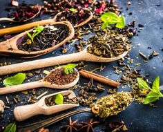 Which teas to drink to improve your skin