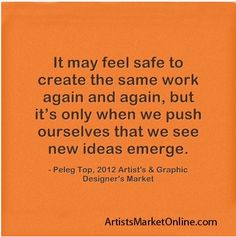 Get more inspiration at ArtistsNetwork.com and ArtistsMarketOnline.com. ~ch #ArtInspiration #Creativity