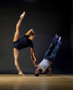 Clifton Brown and BBoy Machine - amazing.