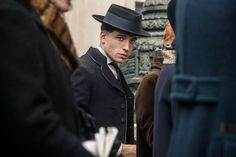 "Credence Barebone, ""Fantastic Beasts and where to Find Them"""