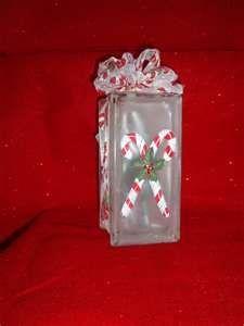 Craft Blocks Ideas   Glass Block ideas   Crafts - Glass Blocks