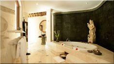 modern fürdőszoba egzotikus stílusban Modern lakás, egzotikus nappali Modern, egzotikus fürdőszoba Modern, rusztikus fürdőszoba Fürdőszoba, modern design (Luxuslakás 7) Bathtub, Bathroom, Standing Bath, Washroom, Bathtubs, Bath Tube, Full Bath, Bath, Bathrooms