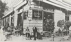 Petőfi Kávéház, Duna-part 1890-es évek