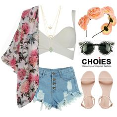 Win $30 of Choies Clothing (Link in Descript.), created by annellie on Polyvore