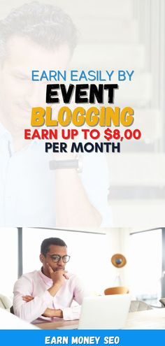 Start earning from event blog easily These are some of the best methods to make money from event blogging easily now.