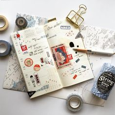 Inspiration, delivered. ✉️ Monthly kit club & community for papercrafters and planners.