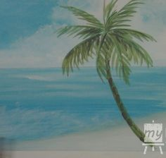 Acrylic Seascape Painting Lesson (Pt – Refining The Beach Painting Acrylic Painting For Beginners, Acrylic Painting Tutorials, Drawing Tutorials, Painting Lessons, Painting Techniques, Seascape Paintings, Tree Paintings, Paint And Sip, Diy Canvas Art